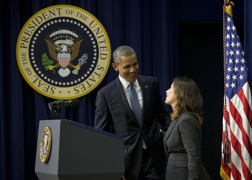 President Obama, Julie Chavez Rodriguez