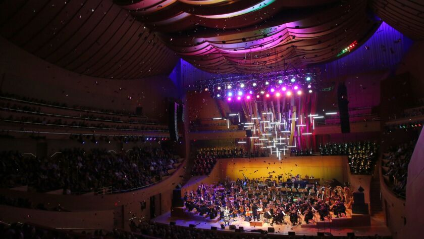 Walt Disney Concert Hall Opening Night Gala Photos by Craig T. Mathew and Greg Grudt/Mathew Imagin