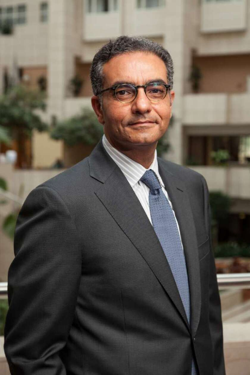 Fadi Chehade is CEO of ICANN