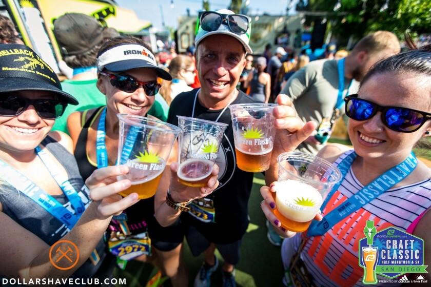 Craft Classic Half Marathon returns on July 16
