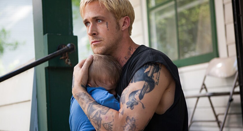 Ryan Gosling in 'The Place Beyond the Pines': The eyes have it