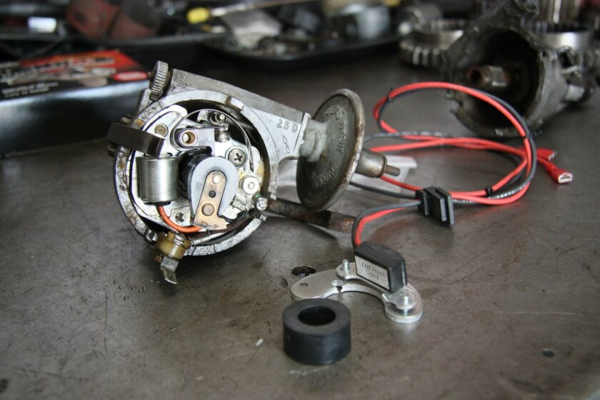 Help your old car fire up and run more efficiently with an