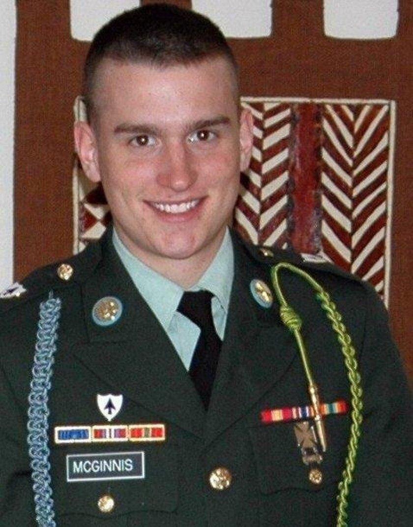 Army Pfc. Ross A. McGinnis