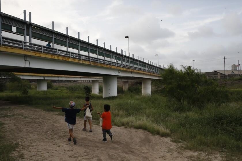 Immigration Court-Children