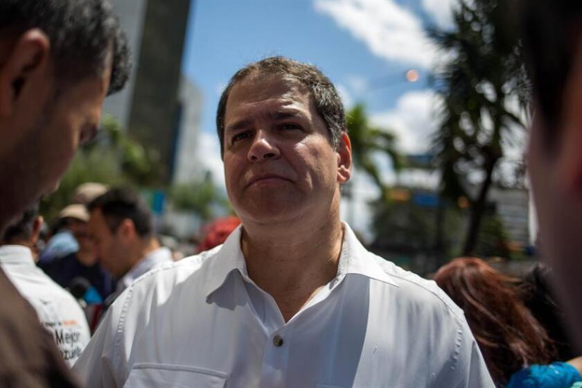 El diputado de la Asamblea Nacional (AN) Luis Florido. EFE/Archivo
