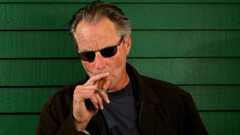 Sam Shepard in Manhattan in 2006.