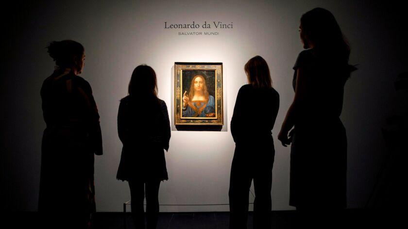 BRITAIN-US-ENTERTAINMENT-ART-AUCTION-CHRISTIES