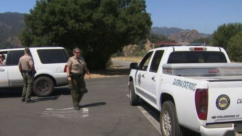Sheriff's official says warnings about Malibu sniper prompted retaliation