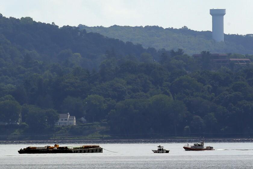 Hudson River rescue