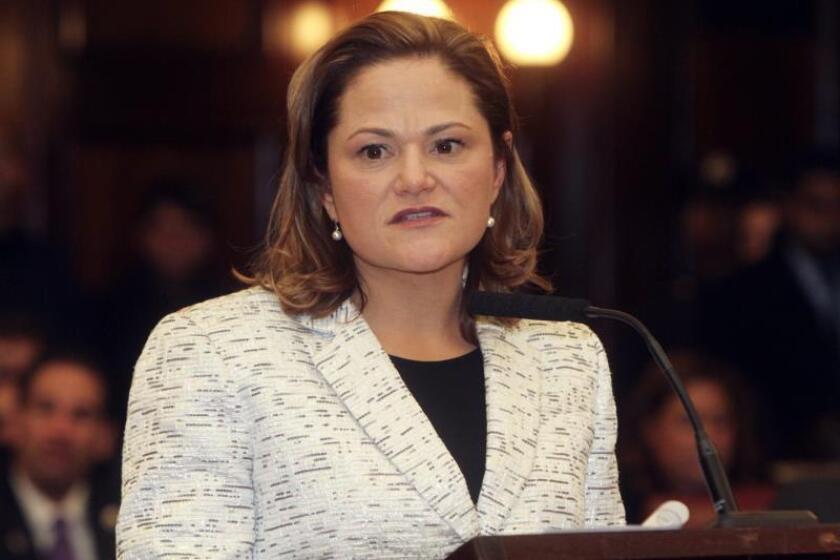 Exconcejal Melissa Mark Viverito con mirada puesta en el Congreso