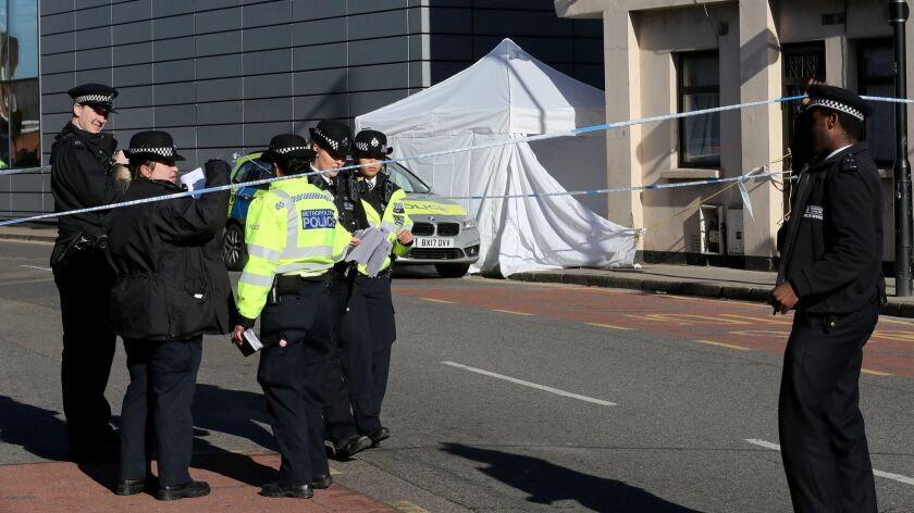 Man Dies After Knife Attack In East London