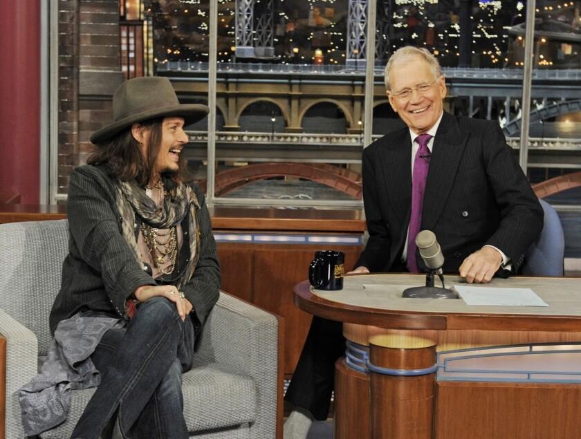 Johnny Depp recounts close call on 'Lone Ranger' set