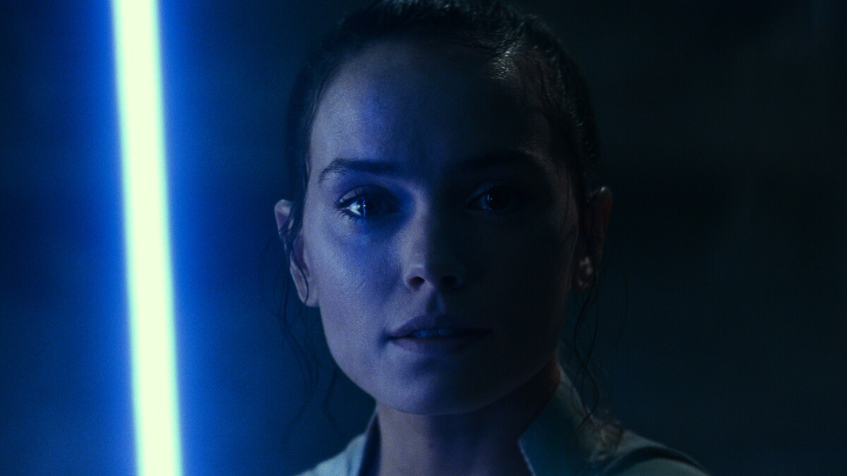 Who are all of those Jedi voices that Rey hears in 'Star Wars: The Rise of Skywalker'?