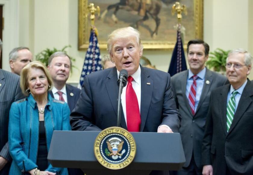 Los esfuerzos infructuosos de Trump por revitalizar la minería en EE.UU.