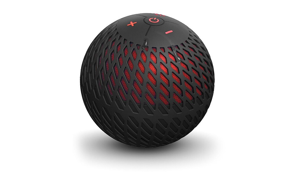 Cylo Cannonball Waterproof Floatable Speaker We love this innovative speaker that not only has great sound and is compact and easily portable, you can literally throw into a swimming pool, ocean, or other body of water without any ill effects.