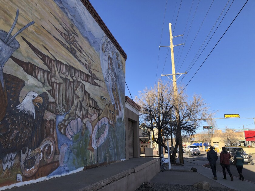 Chicano Mural Threatened