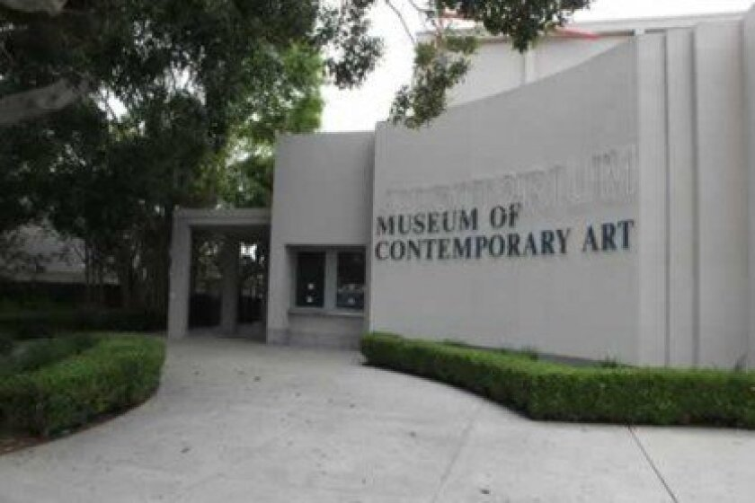 Museum of Contemporary Art San Diego could convert the outdated Sherwood Auditorium at 700 Prospect St. to exhibit space and construct an auditorium or hall half its size to replace it.