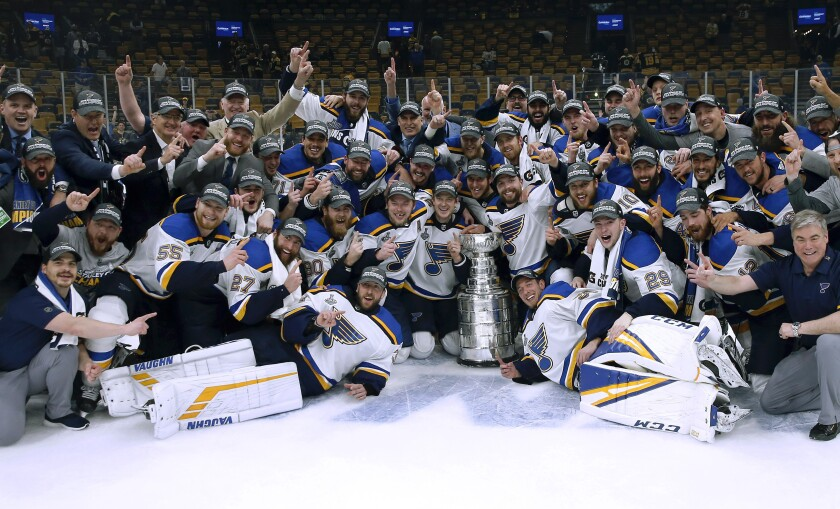 Championship Blueprint Hockey