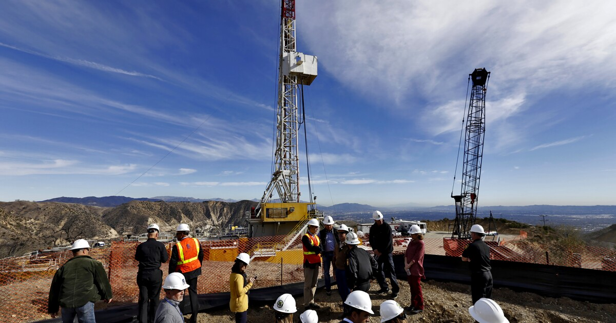 Column: 'Renewable natural gas' is the latest sham from the oil & gas industry