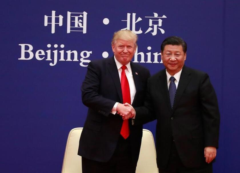 Xi y Trump escenifican un cambio en la relación comercial entre China y EEUU