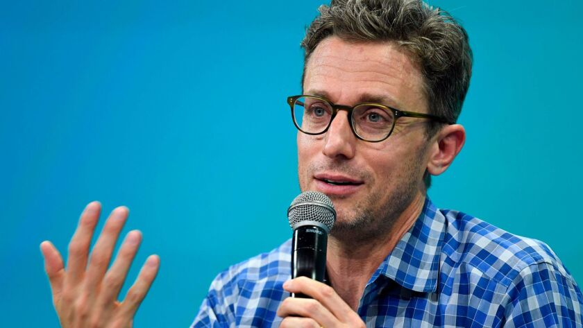 BuzzFeed CEO Jonah Peretti said the company needs a different kind of sales team.