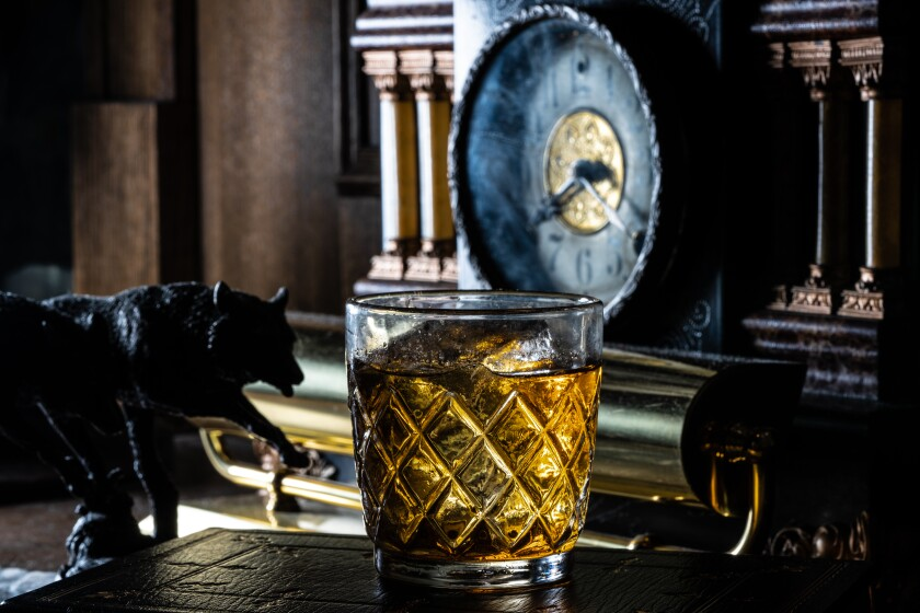 Raised by Wolves: The Island Old Fashioned