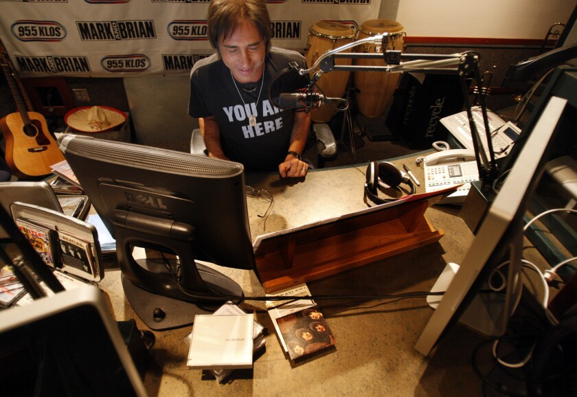 'Breakfast With the Beatles' provides the finale as KLOS-FM leaves its home of 47 years