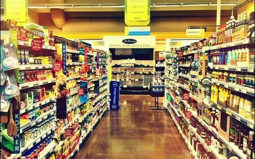 """""""Man Aisle"""" features razors, booze, other dude items"""