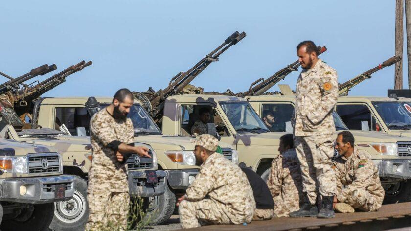 LIBYA-CONFLICT-STRIKE
