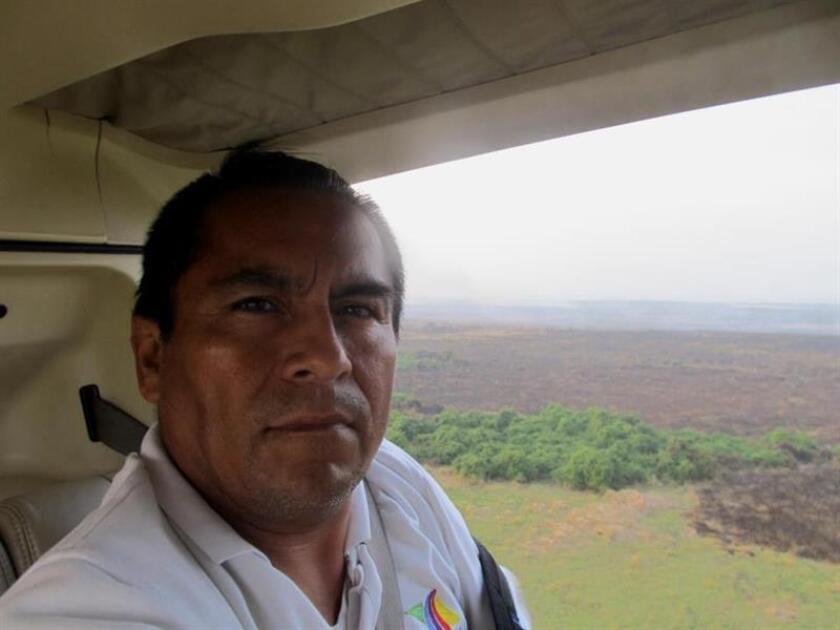Fotografía sin fecha del reportero del estado mexicano de Veracruz Manuel Torres. Torres fue asesinado hoy, sábado 14 de mayo de 2016, en plena vía publica en el municipio petrolero de Poza Rica, sumando 18 los comunicadores muertos en esa entidad durante la administración del actual gobernador, Javier Duarte.