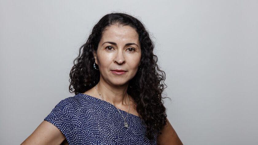 Author Laila Lalami