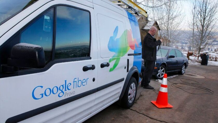 Google Fiber has paused the roll-out of its high speed Internet in new markets including San Diego while it explores other technology options such as wireless.