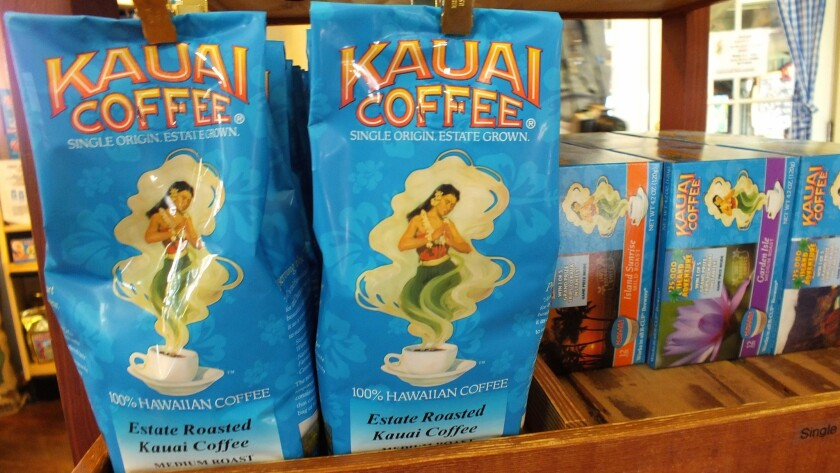 Kauai Coffee welcomes guests to its South Shore plantation.