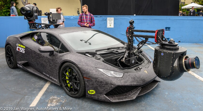 AutoMatters & More: Regarding 'Top Gear,' Paramount Studios