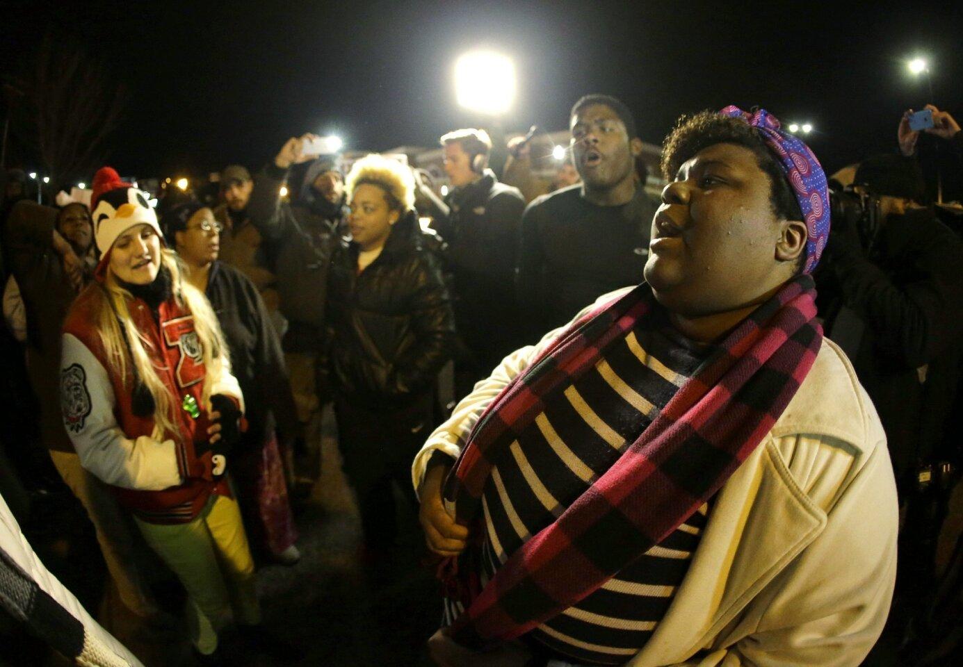 Fallout following Ferguson decision