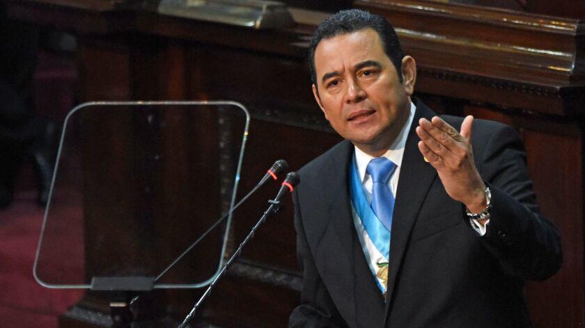 GUATEMAL-MORALES-ANNUAL-REPORT
