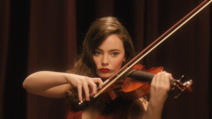 "Freya Tingley in the movie ""The Sonata."""
