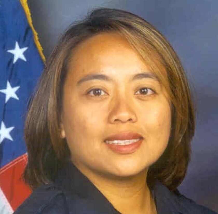Santa Rosa police Detective Marylou Armer.