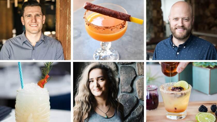 Six bartenders to know around San Diego.