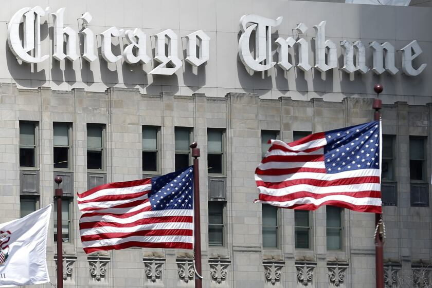 Alden offers to buy Tribune, valuing it at $521 million - Los Angeles Times