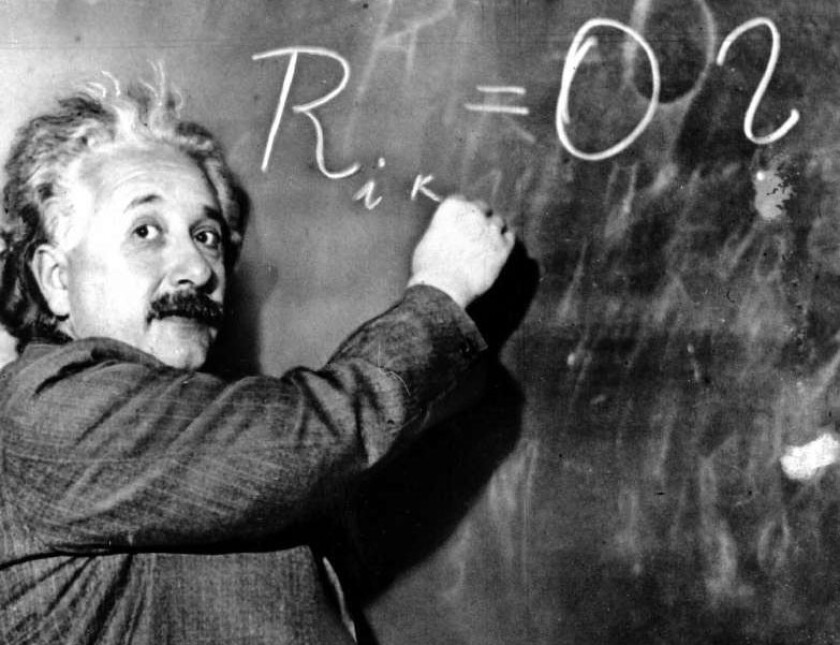 Albert Einstein and all other Ashkenazi Jews can trace their roots to a group of about 330 people who lived during the Middle Ages, a new study finds.
