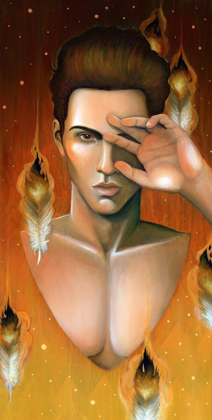 """Icarus"" by David Camisa."