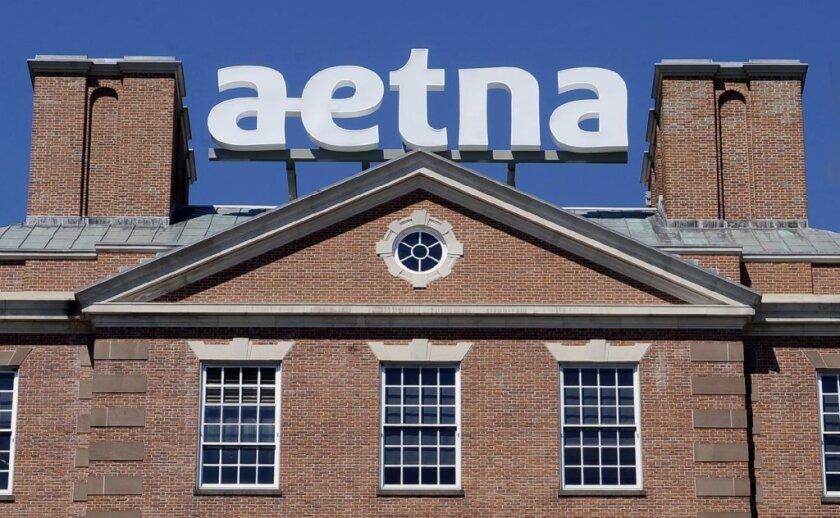 A federal judge has ruled against the Aetna-Humana deal.
