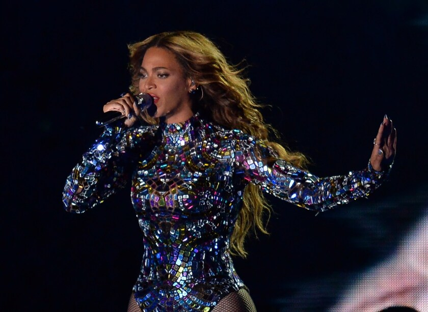 Beyonce is the top nominee for the 2021 Grammy Awards.