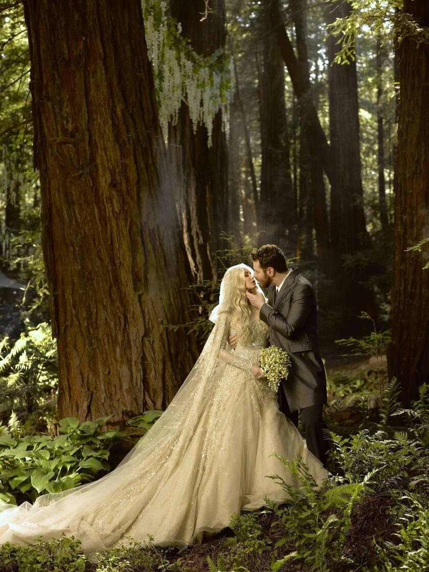 Agency settles dispute over Sean Parker wedding