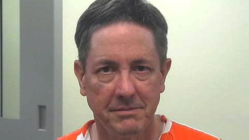 Booking photo provided by the Tooele County Sheriff's Office shows Lyle Jeffs, the former polygamous sect leader who was sentenced to prison Wednesday his role in a fraud scheme.