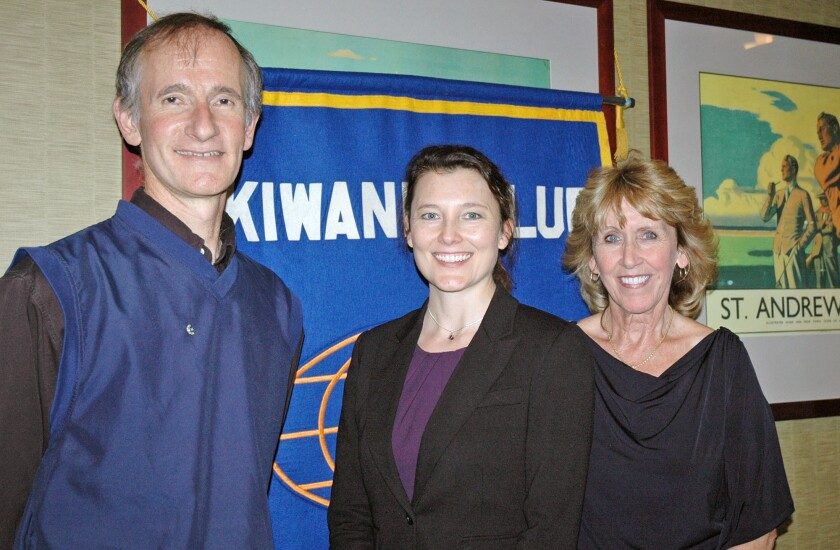 Community: Sunrise Kiwanis help pay for brain scanner