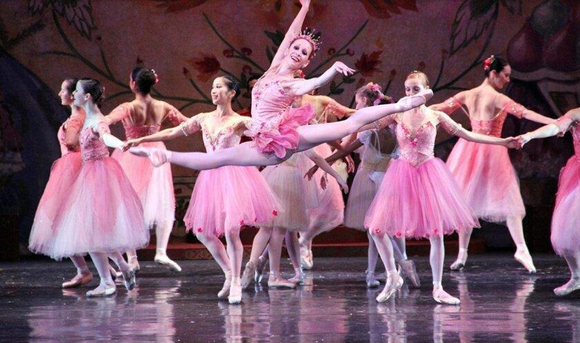 City Ballet of San Diego will perform 'The Nutcracker,' Dec. 11-23.