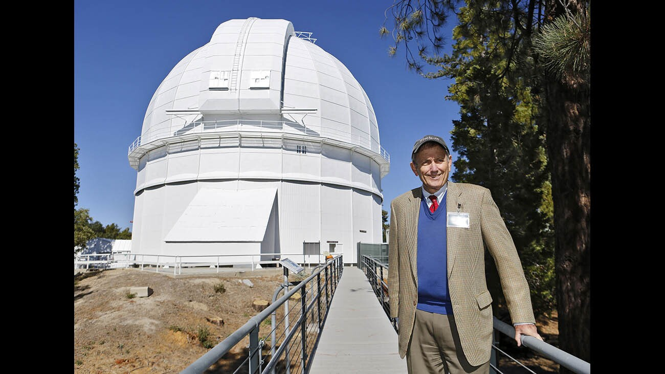 Photo Gallery: Mt. Wilson's Hooker 100-inch telescope celebrates its 100th anniversary
