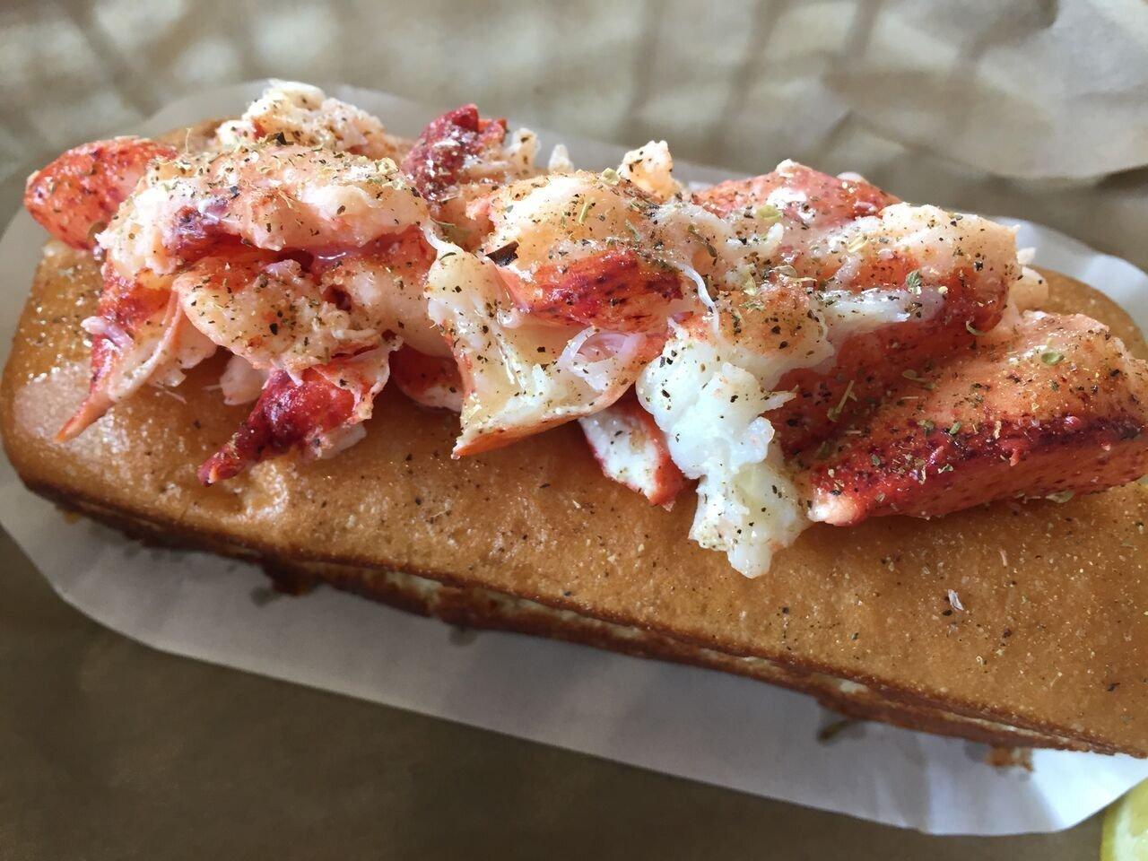 San Diego's best lobster rolls